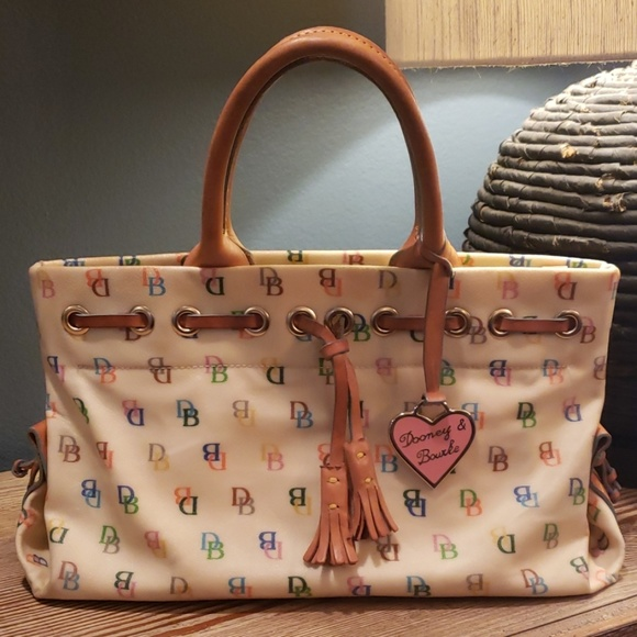 Dooney & Bourke Handbags - Dooney and Bourke Multicolor Shoulder Bag